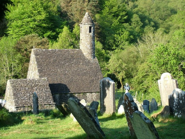 St Kevin's Church - Glendalough - Ireland
