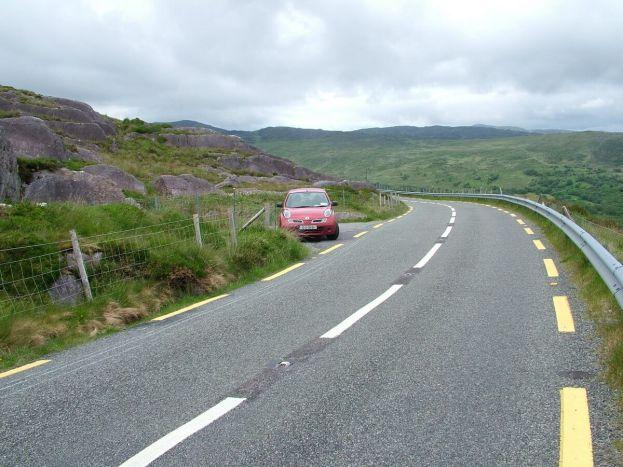 highway n71 caba mountains, ireland 3