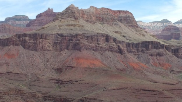 mountains above colorado river, plateau point, grand canyon 18d