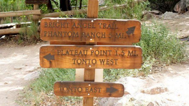 plateau point park sign 1
