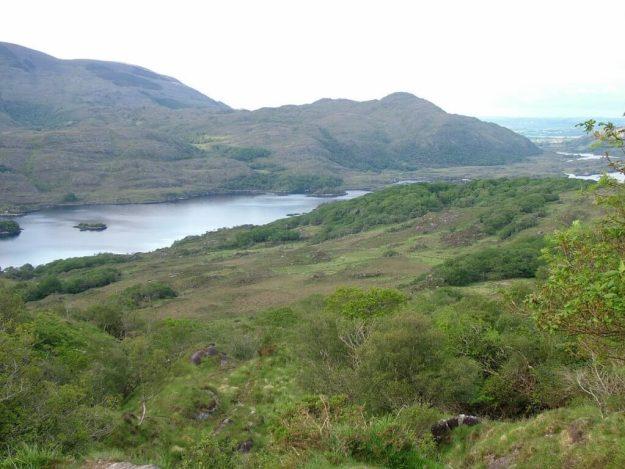 upper lake, killarney national park in ireland 20