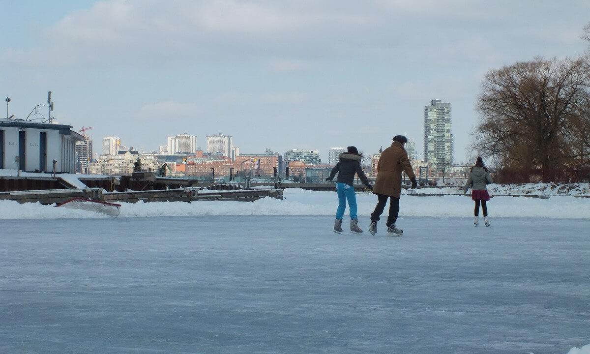 Usa Skating Rink In Long Island