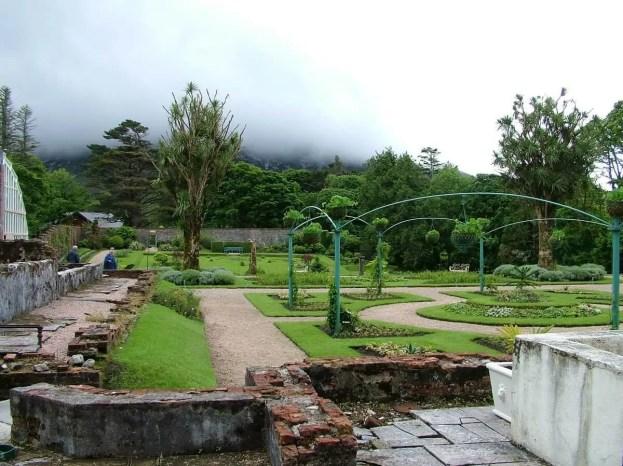 kylemore abbey_walled victorian gardens_ireland 8