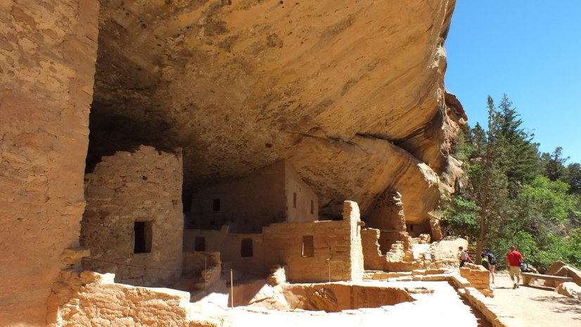 spruce tree house at mesa verde national park - colorado 8