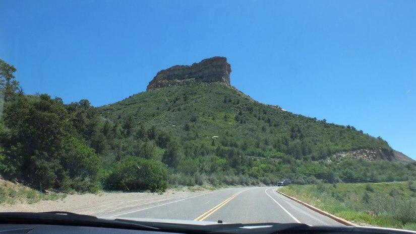 mesa verde mountain - colorado - usa 2