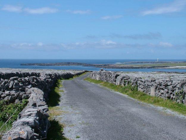 bike ride on inishmore island, ireland, pic 4