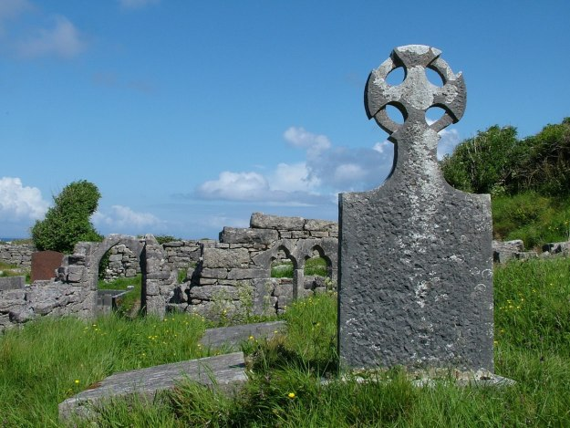 the seven churches ruins, inishmore island, ireland pic 7