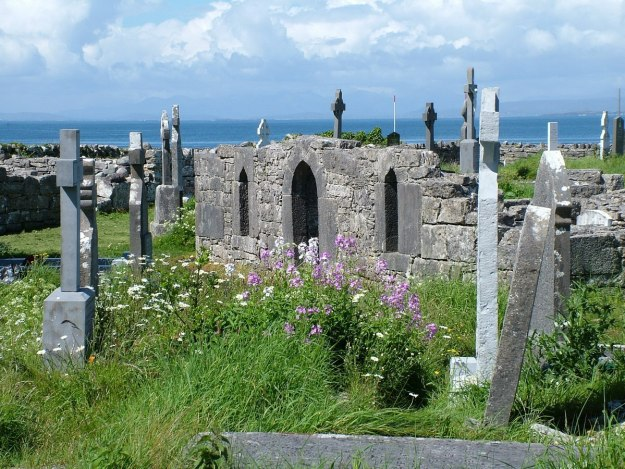 the seven churches ruins, inishmore island, ireland pic 8