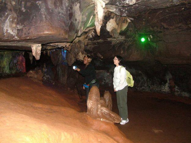 Sudwala Caves near Sabie, South Africa