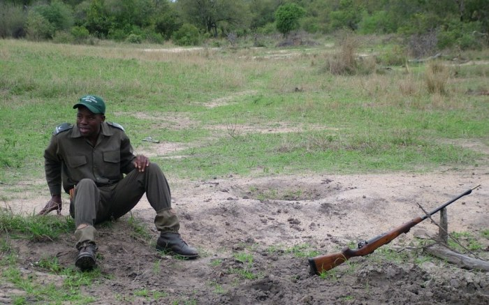 armed safari, kruger national park, south africa, pic 7