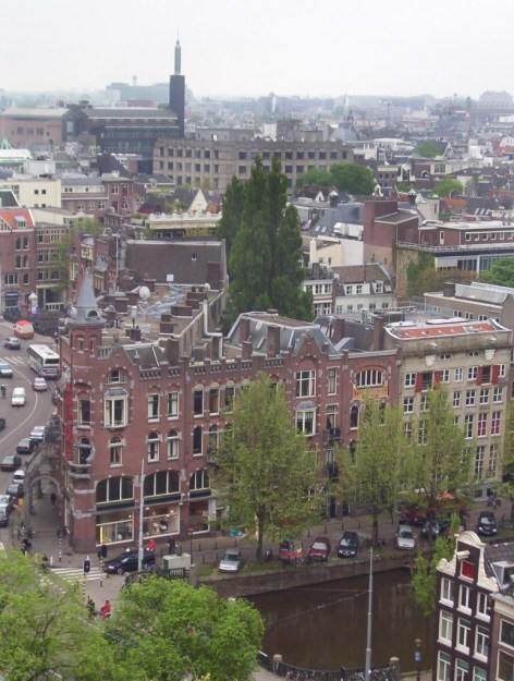Keizersgracht Canal in Amsterdam