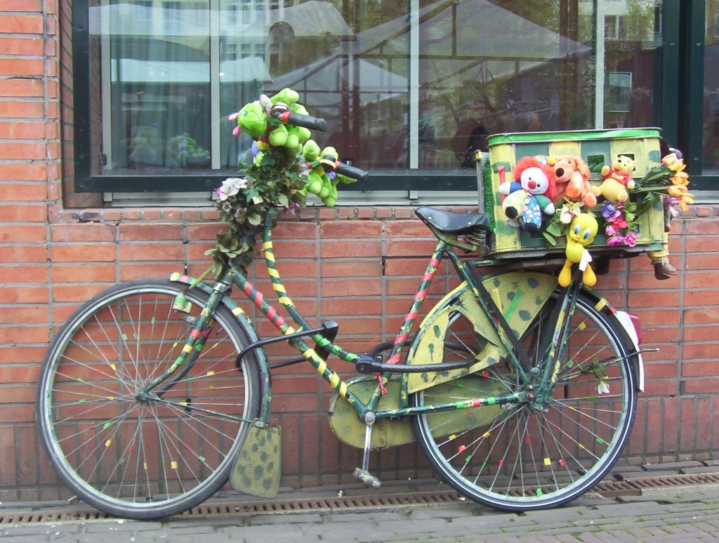 Amsterdam a world of bikes, tulips, and windmills