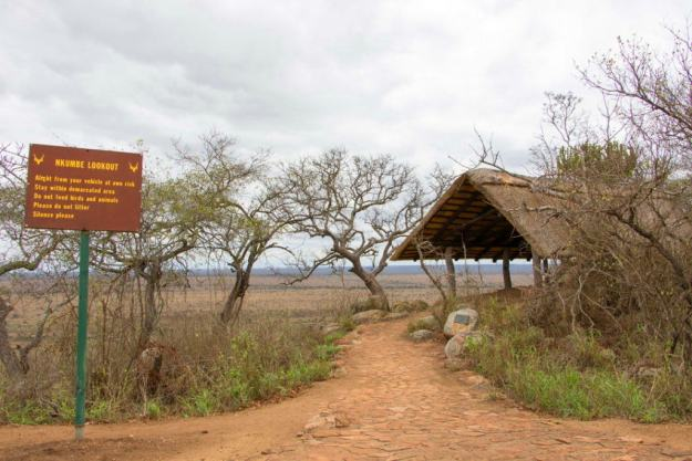 An image of Nkumbe Lookout in Kruger National Park in South Africa.