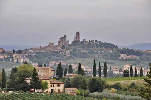 San Gimignano, italy DSC_0732