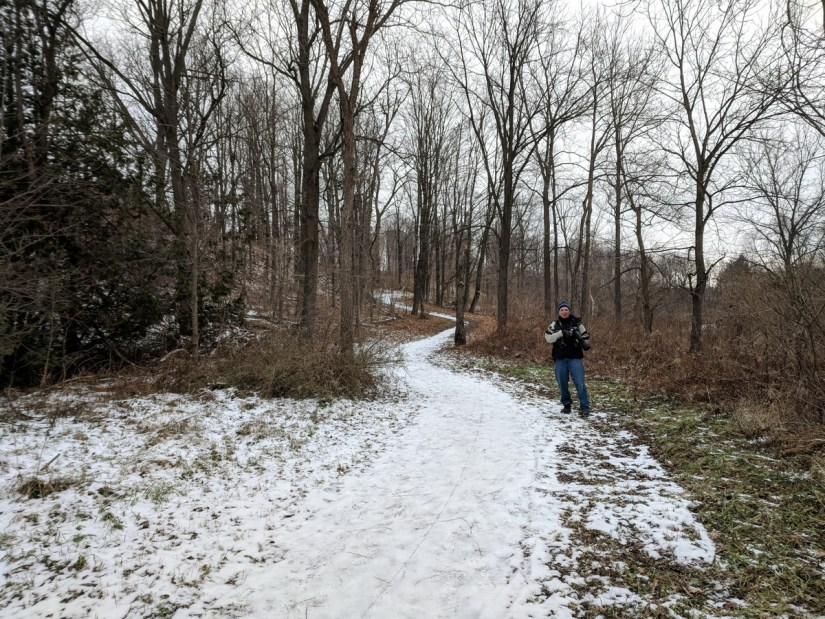 bob hunter memorial park trail, rouge national urban park, ontario