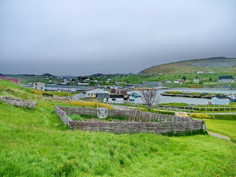 the pool, colony of avalon, ferryland, newfoundland and labrador