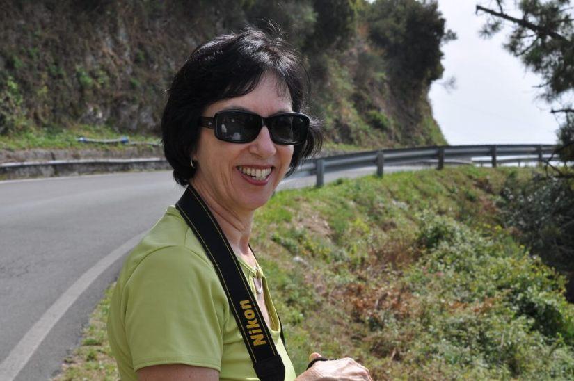 jean near volastra, cinque terre, italy
