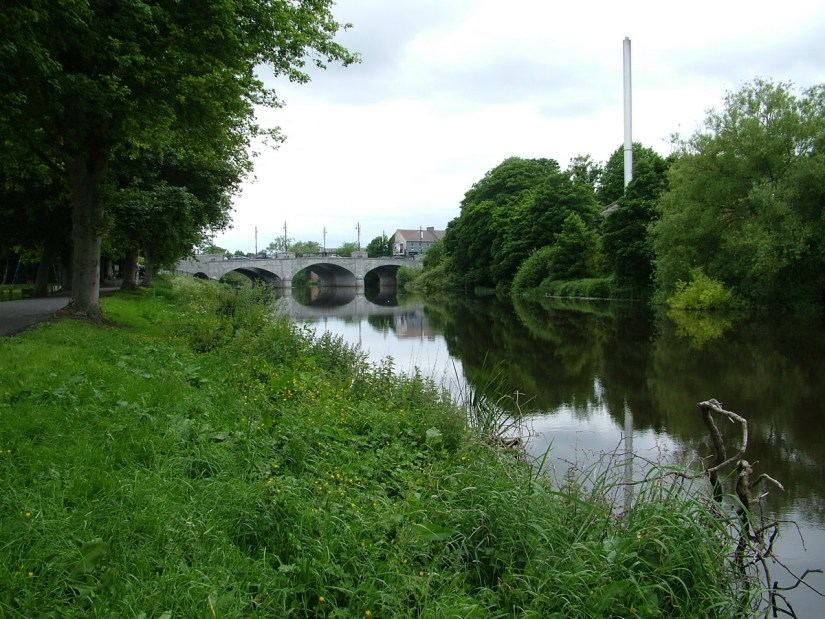 bann river bridge, portadown, county armagh, northern ireland