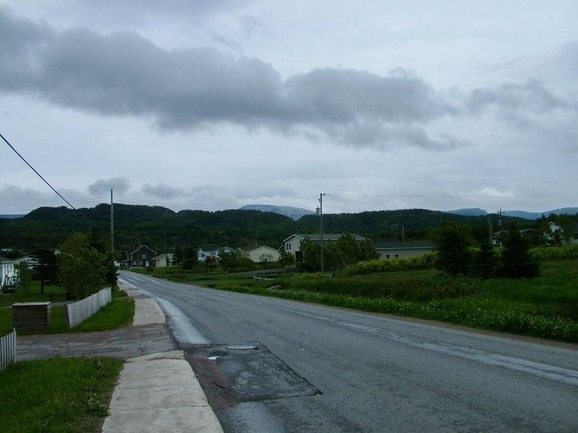 community of rocky harbour, newfoundland, canada