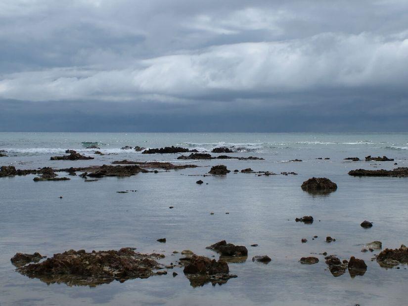 indian ocean, port elizabeth, south africa