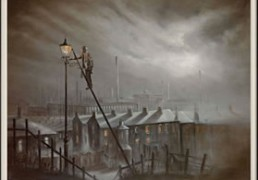 Bob Barker With Ladder & With Light