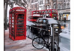 Paul Kenton Streets of London