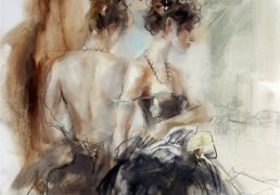 Anna Razumovskaya Lilac Dream