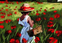 Sherree Valentine Daines Field of Dreams I
