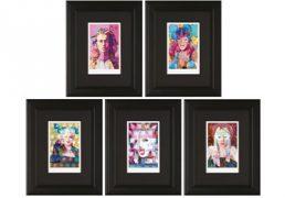 Stuart McAlpine Millar Eye Con Portfolio Collection of 5