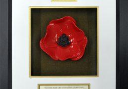 Royal-Military-Police-Ceramic-Framed-Poppy