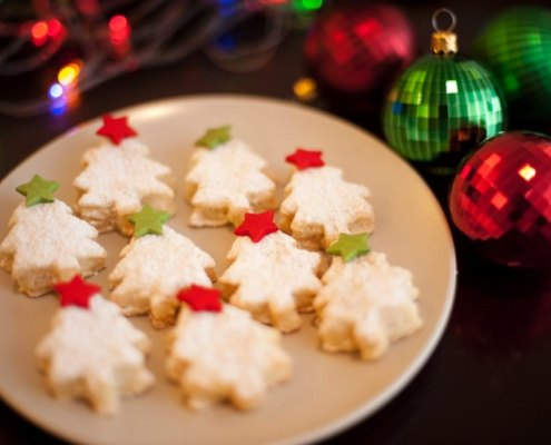 Framework Personal Training - Reno, NV chistmas-cookies Three Easy Ways to Stay Healthy (And Sane) this Holiday Season