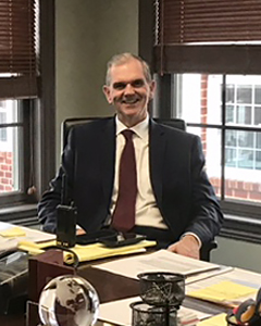 Paul Landers, Executive Director