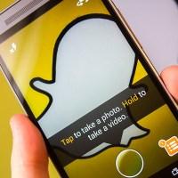 Snapchat como medio de comunicación