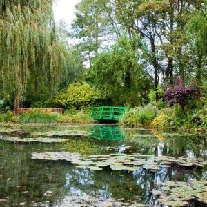 giverny monet gardens