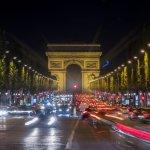 Night City Tour in Paris