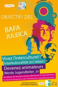 Affiche BAFA-Juleica
