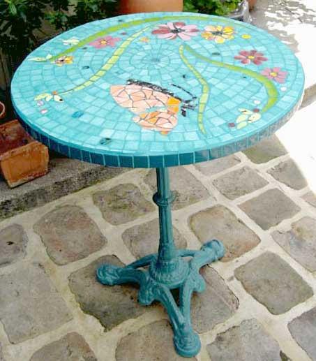 Mobilier Mosaique Decoration Mosaique Mozaic Toone Pour