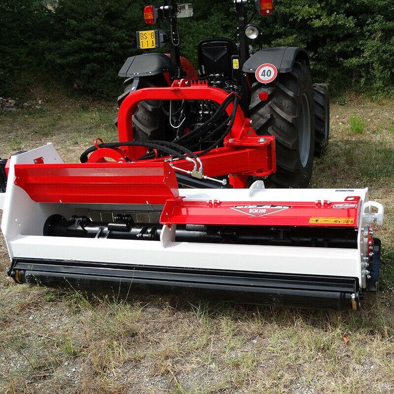Broyeur D Accotement Pour Tracteur De 50 Cv A 120 Cv France Compact