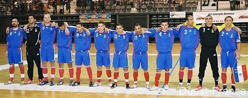 France futsal 2007
