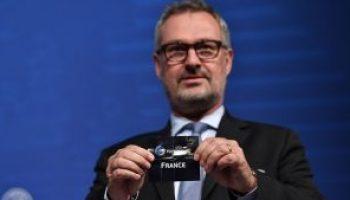 """Résultat de recherche d'images pour """"tirage au sort euro phase finale 2018 ljubljana"""""""