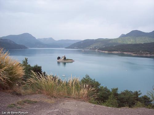 Photos Le Lac De Serre Ponon Guide Tourisme Amp Vacances
