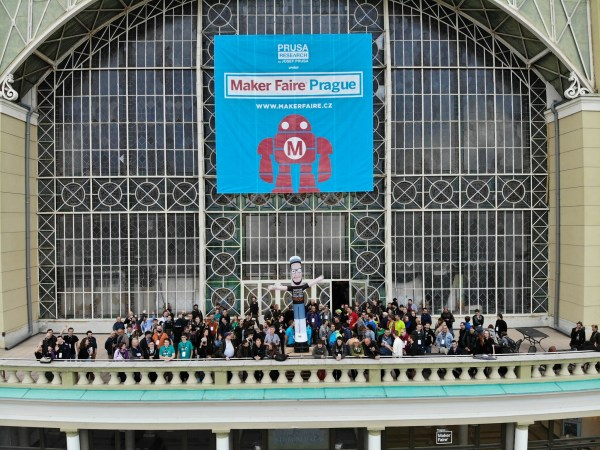 Prague - Maker Faire France