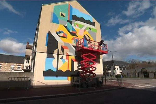 le street art de palma debarque a caen