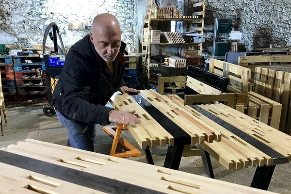 philippe cane createur de meubles en