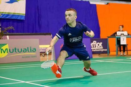 Carquefou, close Nantes, hosts the French para-badminton championship