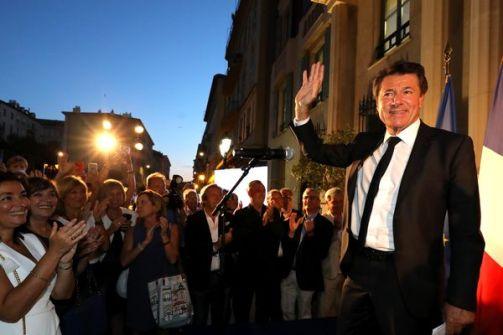 Municipales à Nice : le maire sortant Christian Estrosi réélu avec ...
