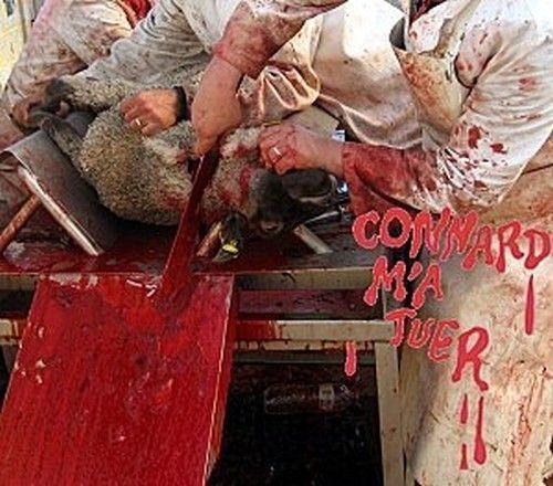 Contre  la viande halal