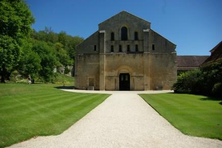 Abbaye de Fontenay 1