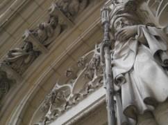 Viollet-le-Duc en habit de pèlerin - © https://franceetmerveilles.wordpress.com - Tous droits réservés