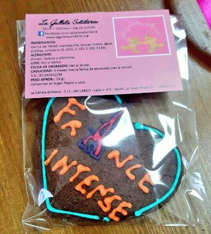 las galletas solidarias france intense